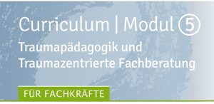 Curriculum Traumapädagogik und Traumazentrierte Fachberatung, eine Weiterbildung des Traumahilfe Netzwerks Augsburg und Schwaben e. V.