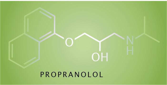 Rekonsolidierung traumatisierender Gedächtnisinhalte propranolol