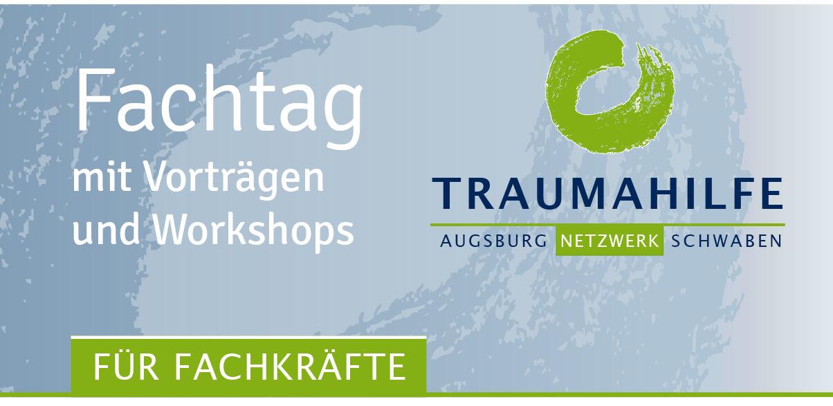 Fachtag seminar des Traumahilfe Netzwerks Augsburg und Schwaben e. V.