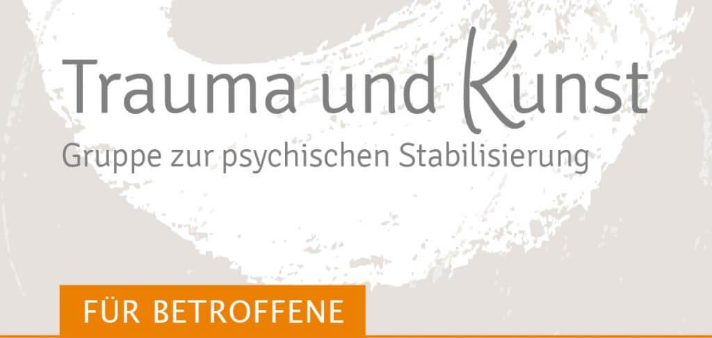 trauma-kunst Stabilisierungsgruppe Traumahilfe Netzwerk Augsburg und Schwaben
