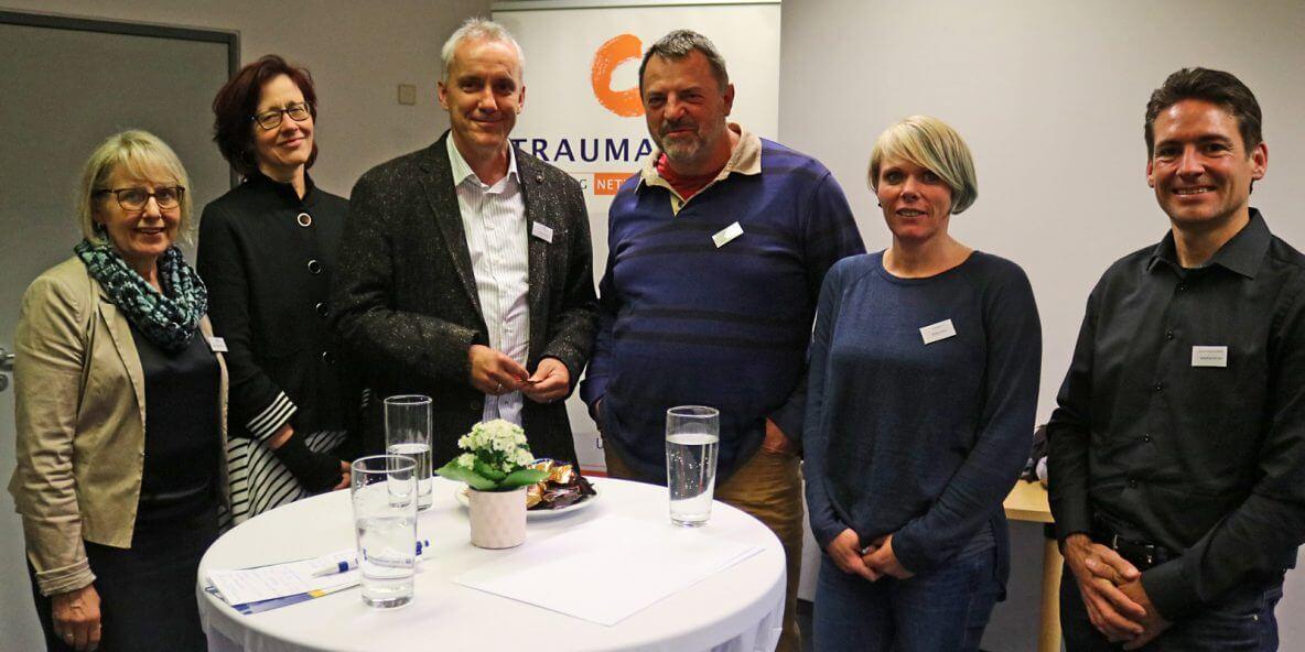 Traumahilfe Augsburg: Fachforum Trauma und Sucht