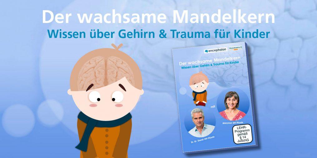 DVD cover zu Wissen Gehirn Trauma Kinder