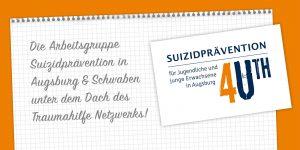 Suizidprävention für Jugendliche und junge Erwachsene in Augsburg